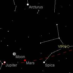 AstroViewer Sky Map